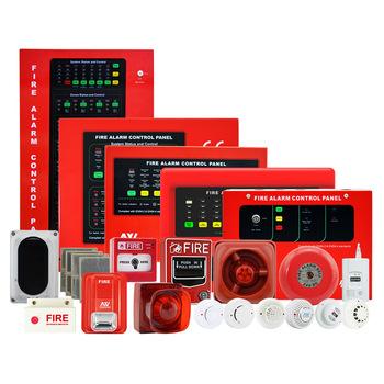 İzmir yangın alarm sistemleri / Bileşenleri