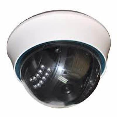 Dome IP kameralar