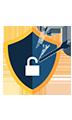 hırsız alarmı icon