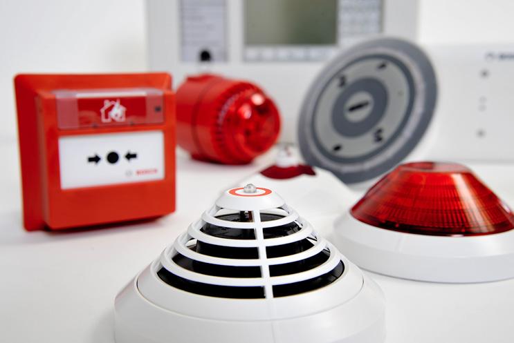 TSE Onaylı Yangın Algılama Sistemleri