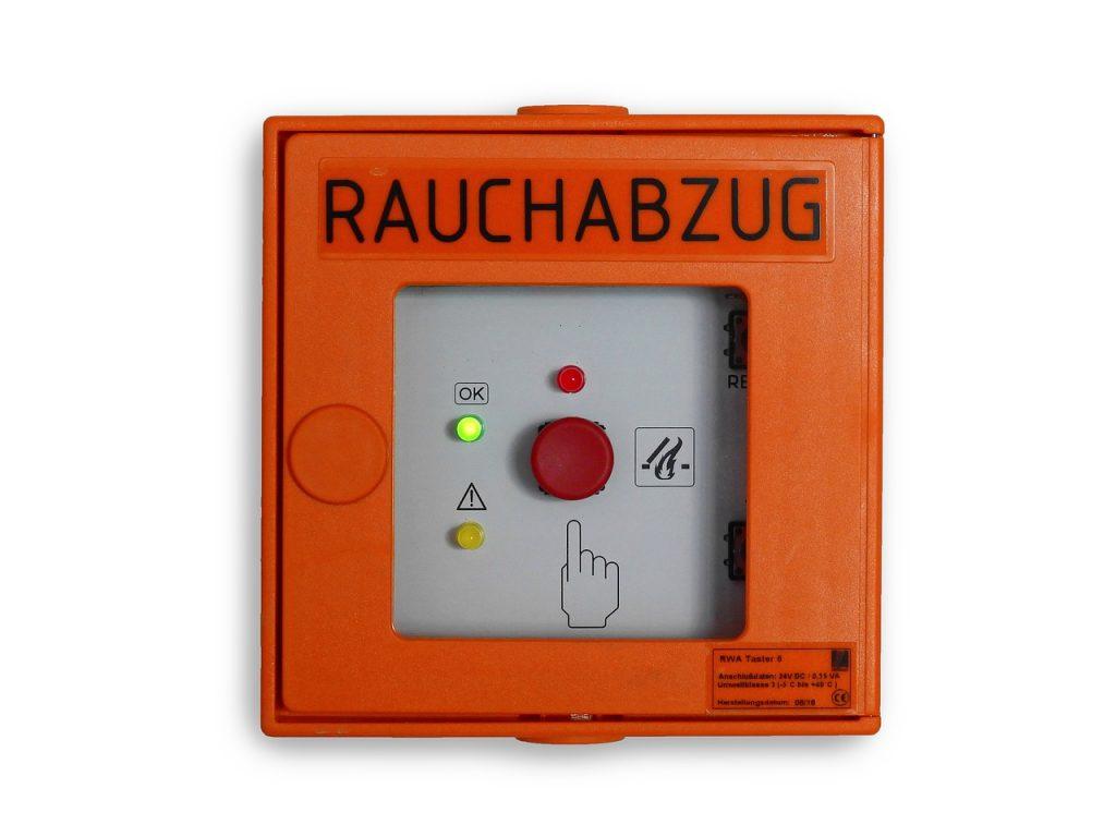 Otel Yangın Alarm Sistemleri