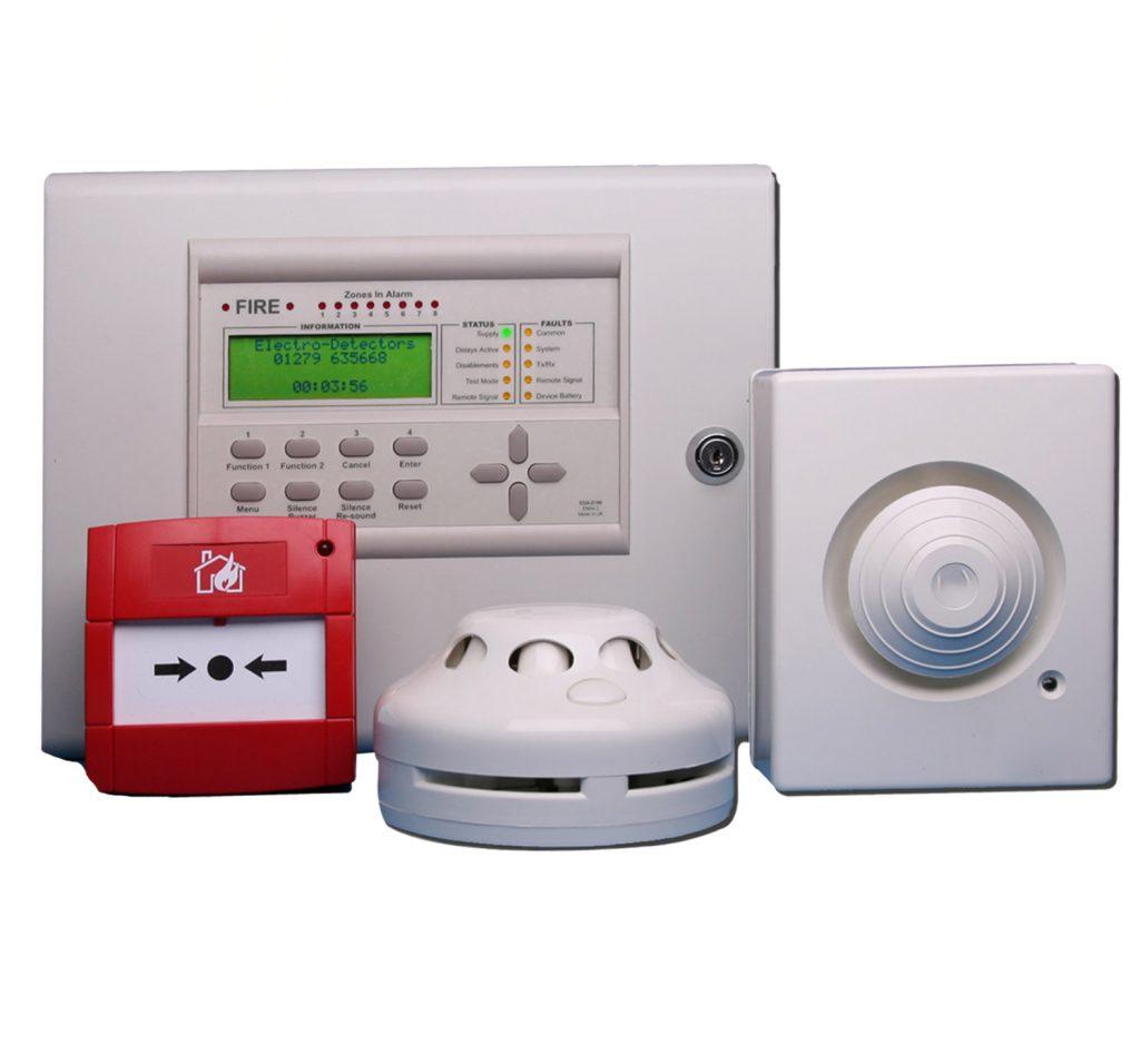 Yangın Alarm Sistemleri Nelerdir?