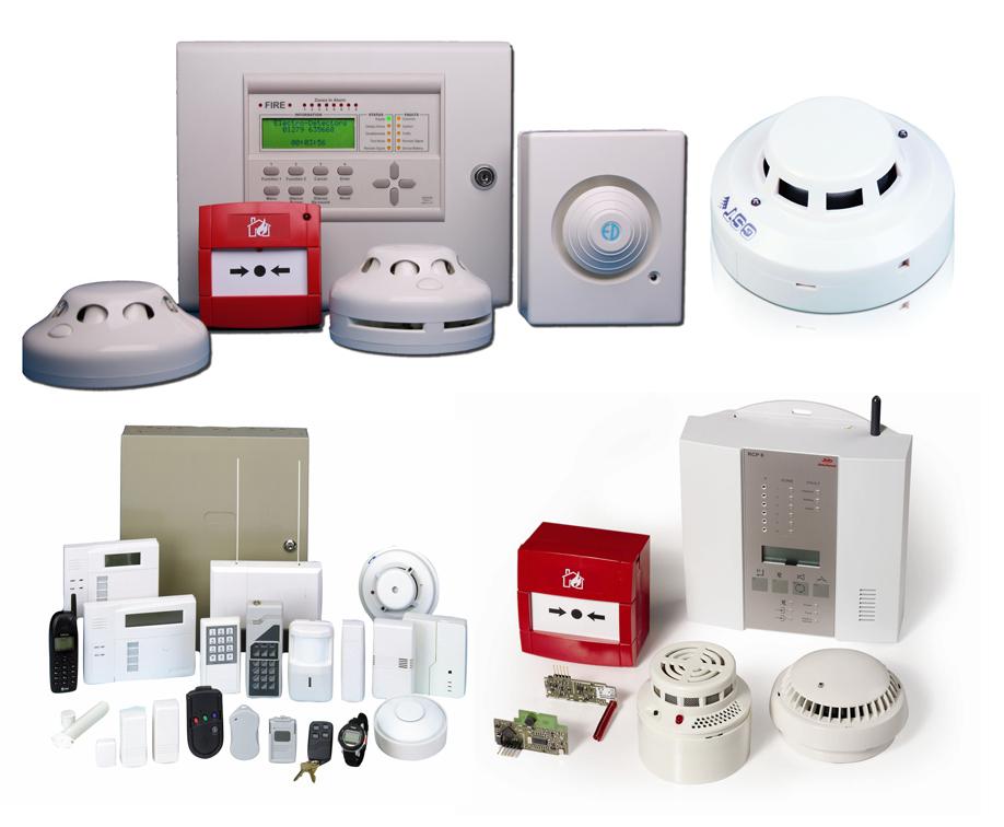 İtfaiye Onaylı Yangın Algılama Alarm Sistemleri