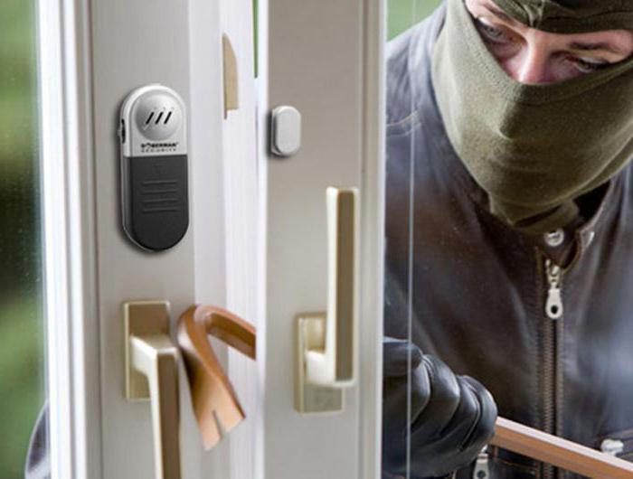Ev Güvenliği Hırsızlık Alarmı